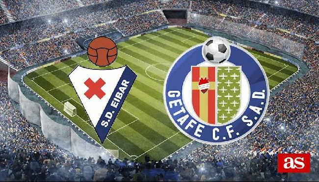 M88 Soi Kèo bóng đá Eibar vs Getafe 20h00 ngày 22/11 (La Liga 2020/21)