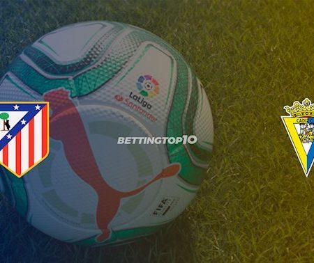 188Bet Soi Kèo bóng đá Atletico Madrid vs Cadiz 3h00 ngày 8/11 (La Liga 2020/21)