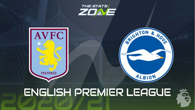 Fun88 Soi Kèo bóng đá Aston Villa vs Brighton 22h00 ngày 21/11 (Premier League 2020/21)