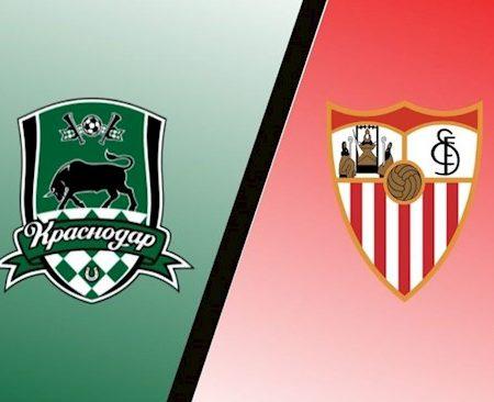 M88 Soi Kèo bóng đá Krasnodar vs Sevilla 0h55 ngày 25/11 (UEFA Champions League 2020/21)