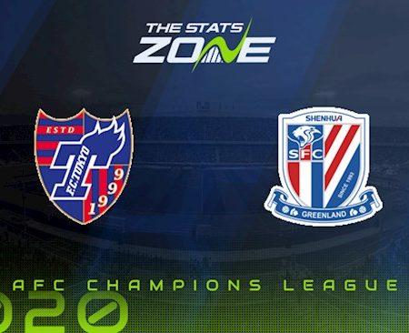 M88 Soi Kèo bóng đá Tokyo vs Shanghai Shenhua 17h00 ngày 24/11 (AFC Champions League 2020)