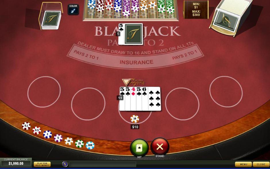 Mẹo chơi Blackjack cơ bản cho người mới 1