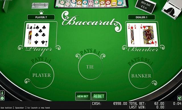 Hướng dẫn chơi Baccarat tại Fun88 4