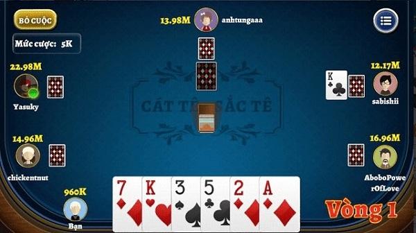 Tìm hiểu cách đánh bài Catte và kinh nghiệm chơi Catte hiệu quả 2