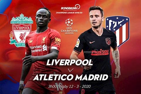 M88 Soi kèo Liverpool vs Atletico Madrid (03h00 ngày 123) hình ảnh