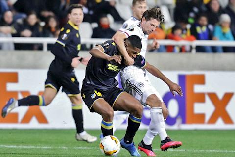 Basel vs APOEL Nicosia