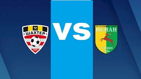 Shakhtyor Soligorsk vs Neman Grodno 19h30 ngày 44 VĐQG Belarus 2020 hình ảnh