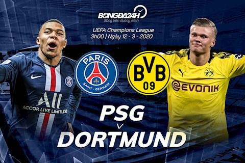 PSG vs Dortmund ava