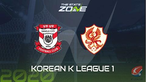 Sangju Sangmu vs Gwangju 17h00 ngày 235 VĐQG Hàn Quốc 2020 hình ảnh