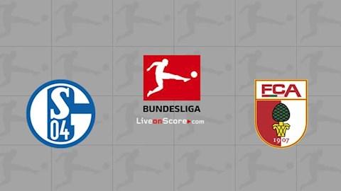 Schalke vs Augsburg 18h30 ngày 245 Bundesliga 201920 hình ảnh