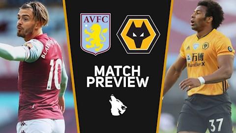 Aston Villa vs Wolves 18h30 ngày 276 Premier League 201920 hình ảnh