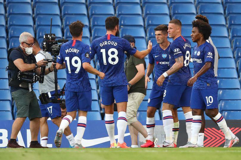 Fun88 Soi kèo West Ham vs Chelsea (02h15 ngày 27) Tái lập khoảng cách hình ảnh gốc 2