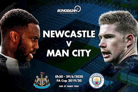 Fun88 Soi Kèo Newcastle vs Man City (0h30 ngày 29/06): Điểm tựa St James Park 1