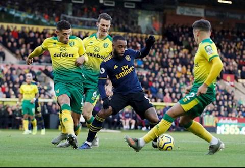 """Fun88 Soi Kèo Arsenal vs Norwich (0h00 ngày 2/7): Khó cản """"Pháo thủ"""" 2"""