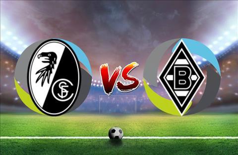 Freiburg vs Gladbach 1h30 ngày 66 Bundesliga 201920 hình ảnh