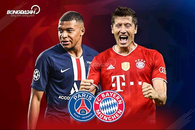 PSG vs Bayern nhan dinh