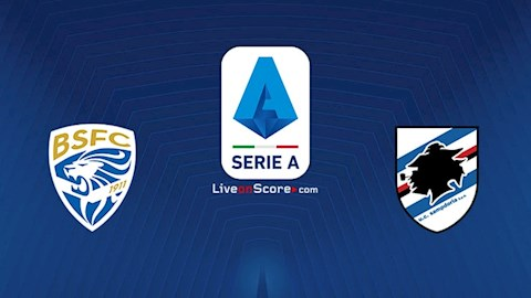 Brescia vs Sampdoria 23h00 ngày 18 Serie A 201920 hình ảnh