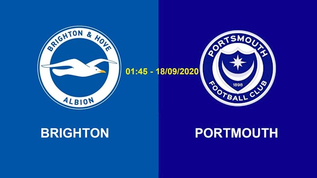 Brighton vs Portsmouth