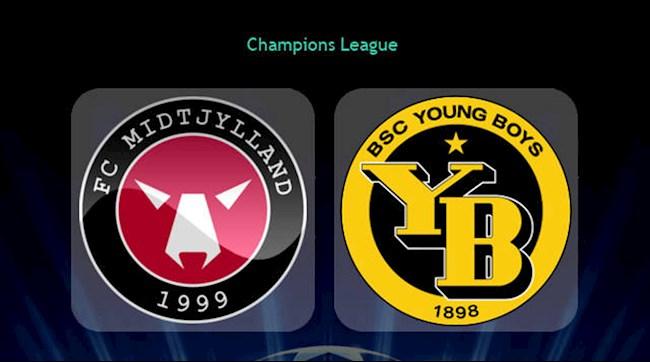 Midtjylland vs Young Boys