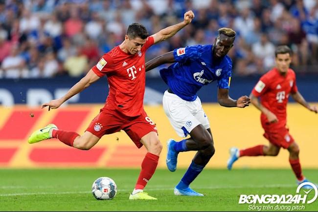 Lịch thi đấu bóng đá hôm nay 1892020 Khai màn Bundesliga hình ảnh