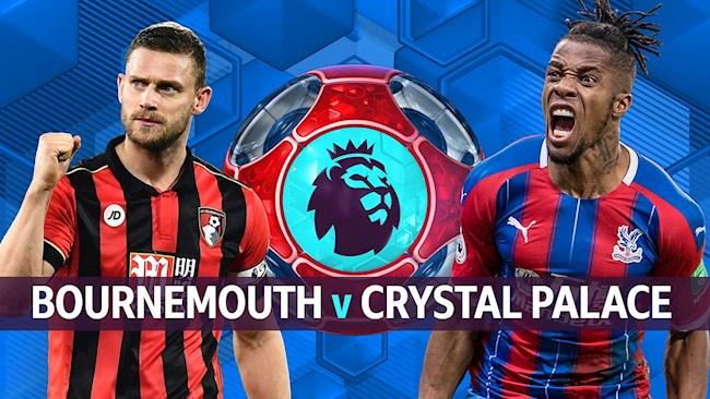 Bournemouth vs Palace