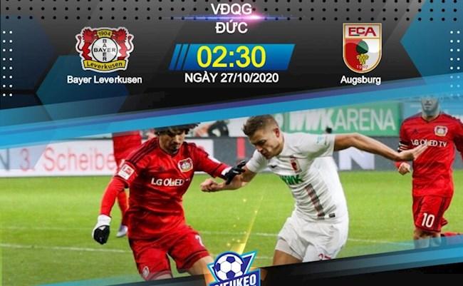 Leverkusen vs Augsburg