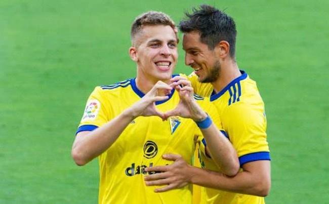 Cadiz 1-1 Granada