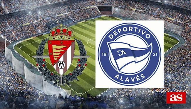 Valladolid vs Alaves