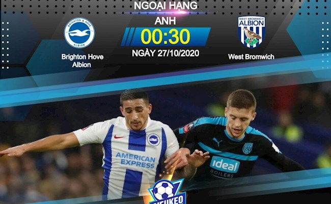 Brighton vs West Brom
