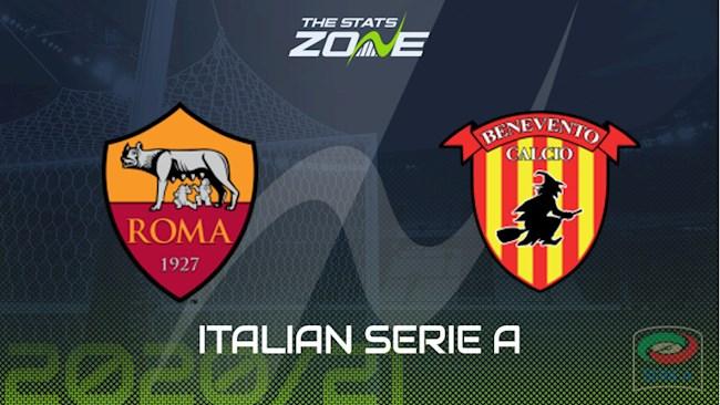 Roma vs Benevento