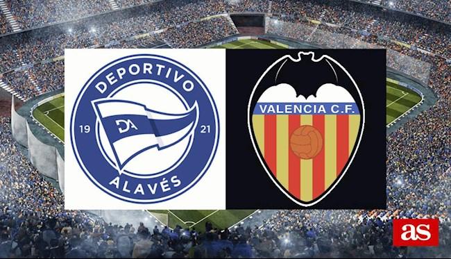 Alaves vs Valencia