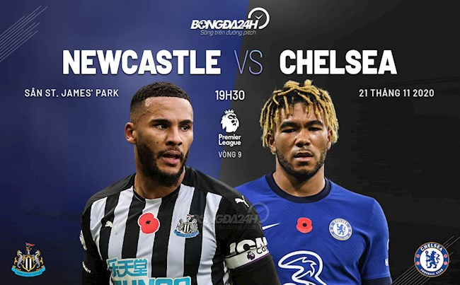 Fun88 Soi Kèo Newcastle vs Chelsea (19h30 ngày 21/11): Khó cản The Blues 1